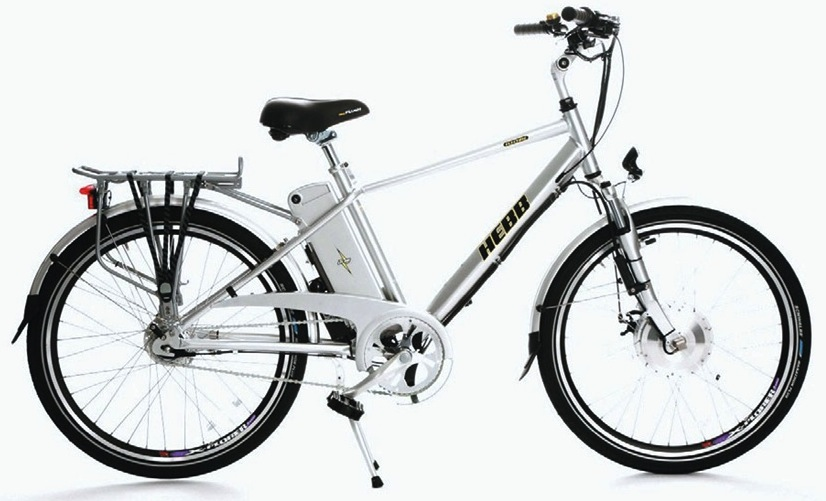 The Most Popular Electric City Hybrid Bicycles