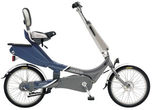 Electric Recumbent Bike