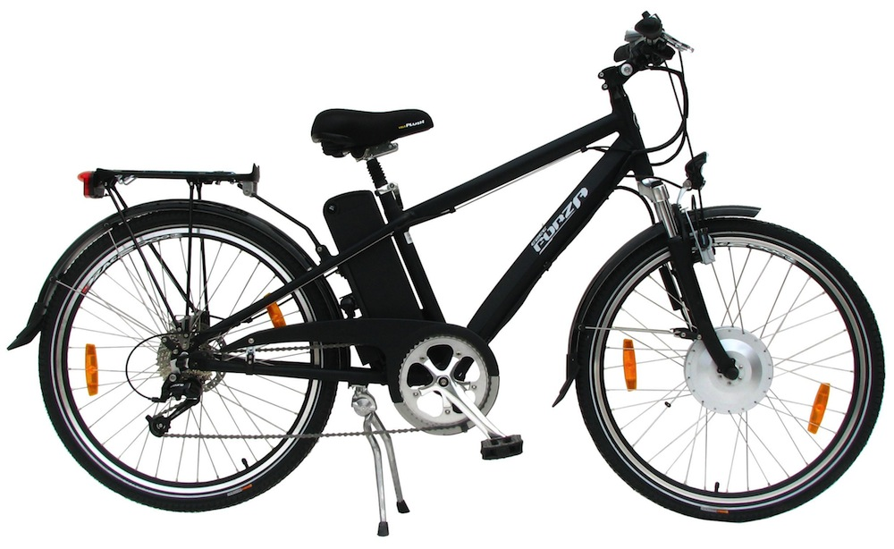 The Most Popular Electric City Amp Hybrid Bicycles