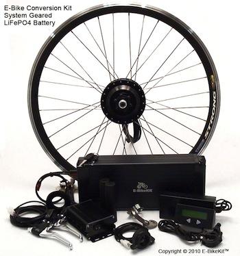 (E-BikeKit Kit)