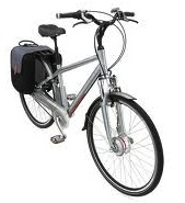 Electric Bicycle Range