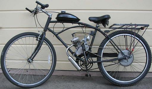 Electric Bicycle History