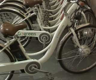 Bicycle Sharing Renting Parking