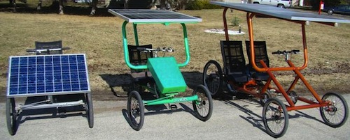 Electric Tricycle Trikes And Electric Cargo